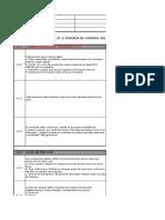 Implementación-Autodiagnóstico ERFT- Piping Chile