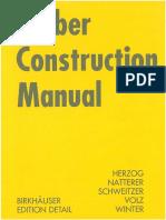 306625885 Timber Construction Manual