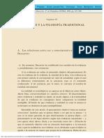 Descartes - Capitulo VI