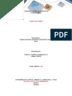 Anexo 1 - Plantilla de Presentación de Trabajos Individuales
