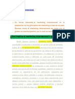 Mercadotecnia Internacional Blog Herramientas