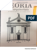 THOENES, Cristof. Teoria Da Arquitectura