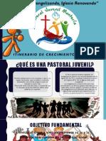 Pastoral Juvenil Itinerario