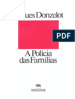 Donzelot.a Policia Das Familias