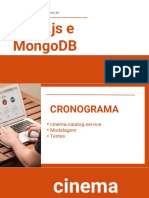 Curso de Node.js e MongoDB - 17