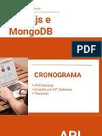 Curso de Node.js e MongoDB - 19