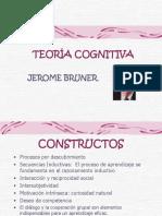 Jerome Bruner (Teoria Cognitiva)