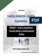 Conforto Ambiental - Acústica Arquitetônica - Prof. Eduardo Grala - Ressonador de Helmholtz.pdf