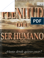 105509091 Gomez Yanez Salvador Plenitud Del Ser Humano