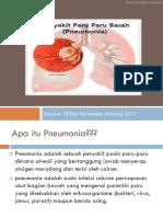 Ppt Pneumonia Fiks