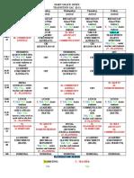 jones schedule 2018-19  1