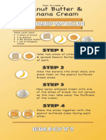 how to make a pb   banana cream sandwich