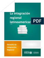 3a.la Integracion Regional Latinoamericana