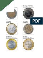 30 Monesdas Con Su Nombre y Pais e Imagen