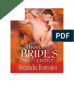 The Hi Glands Bride Choise Amanda Forester
