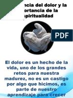 TANATOLOGIA Dolor y Espiritualidad