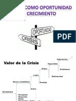 TANATOLOGIA La Crisis Como Oportunidad