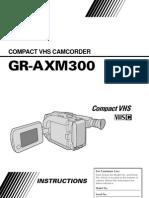 Camara Jvc Gr-Axm300