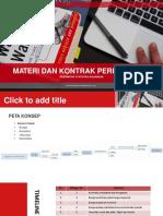 Materi Dan Kontrak Kuliah 2017