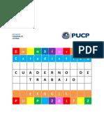 Manual de Estadística - PUCP