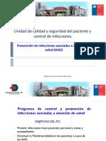 Induccion Unidad de IAAS 2018