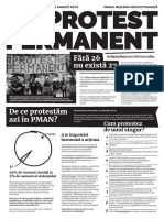 Protest Permanent