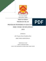 Program Nilam September 2018