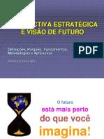 Prospectiva Estrategica e Visao de Futuro - Rosa Alegria