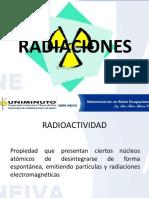 RADIACIONES PRESENTACION