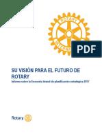 fundamentos de ayuda social de Rotary International