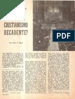 VF Ecumenismo Cristianismo Decadente
