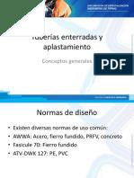 1.6 Tuberías Enterradas y Aplastamiento - C1 - C3