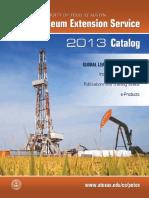 Perfil Ingeniero Petrolero