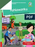 Buku Siswa Kelas 4. Tema 5. Pahlawanku.pdf