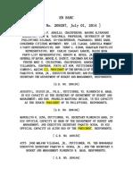 Consti Araullo vs Aquino III