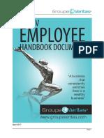 GV Employee Handbook 160418
