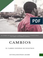 Cambios Autor Jonathan Adams Brand Cerda Español España