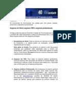 A Comunicação Virtual Segundo Lévy e Baudrillard