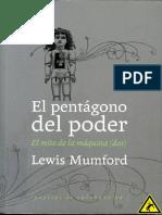 Mumford, Lewis. El mito de la maquina.pdf