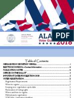 Alabama 2018 Voter Guide