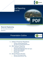 Well Testing and Reporting Overview Powerpoint Presentation April Release PDF 2015