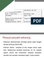 case hemangioma.pptx