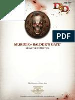 Murder in Baldur's Gate only monsters.pdf