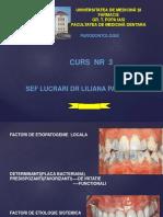 Curs Nr 3 Etiopatogenie