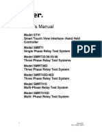 User Manual STVI_SMRT PN 81757 English Rev14