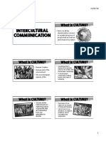 6. Intercultural Communication