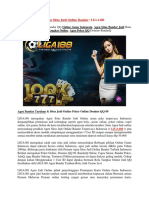 Agen Situs Judi Online Bandar | LIGA188