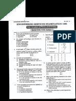 IES 1992 - II Question paper.pdf