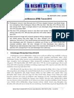 Anzdoc.com Indeks Pembangunan Manusia Ipm Tahun 2015