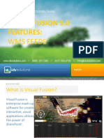 Visual Fusion 5 WMS Feeds